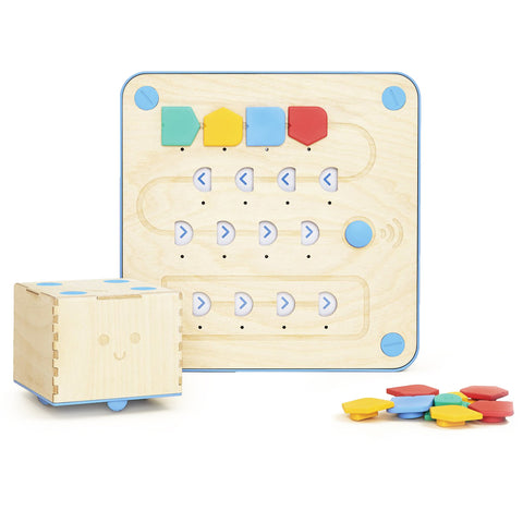 Cubetto Play Set - Robot Coding Kit - Primo Toys - Buy - Pakronics®- STEM Educational kit supplier Australia- coding - robotics