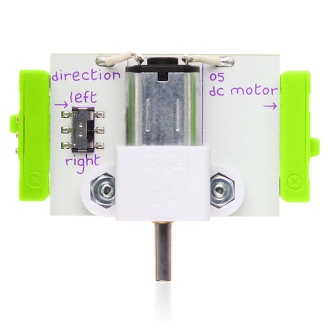 LittleBits Output Bits - DC Motor