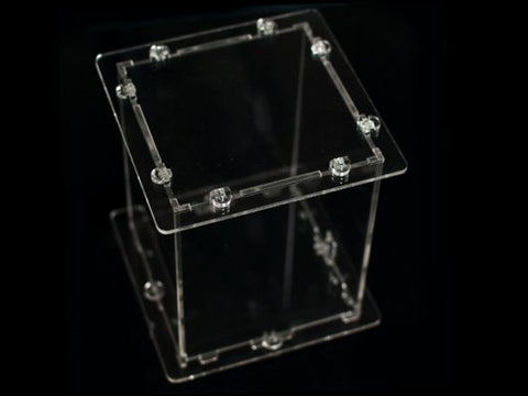 Buy Australia Rainbow Cube Kit Acrylic Harness , Enclosures - Seeed Studio, Pakronics Melbourne  in Australia