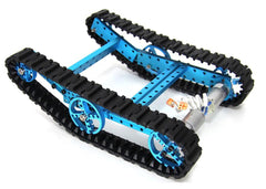 Buy Australia Ultimate Robot Kit-Blue(No Electronics) , MB_Robot Kits - MakeBlock, Pakronics Melbourne  in Australia - 8