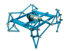 Buy Australia Ultimate Robot Kit-Blue(No Electronics) , MB_Robot Kits - MakeBlock, Pakronics Melbourne  in Australia - 4