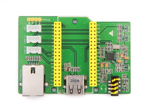Buy Australia Breakout for LinkIt Smart7688 , LinkIt - Seeed Studio, Pakronics Melbourne  in Australia - 1