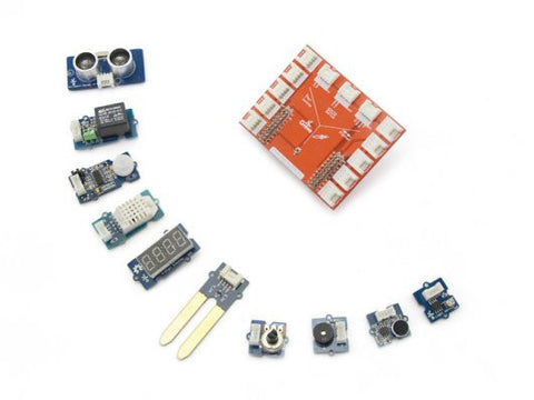 Grove Starter Kit for LaunchPad - Buy - Pakronics®- STEM Educational kit supplier Australia- coding - robotics