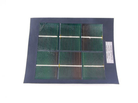 Buy Australia 2.5W CIGS Solar Cloth , Solar Panel - Seeed Studio, Pakronics Melbourne  in Australia - 1