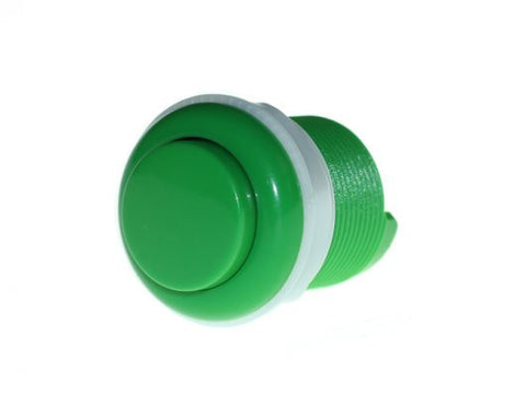 33mm Arcade Game Push Button - Green - Buy - Pakronics®- STEM Educational kit supplier Australia- coding - robotics