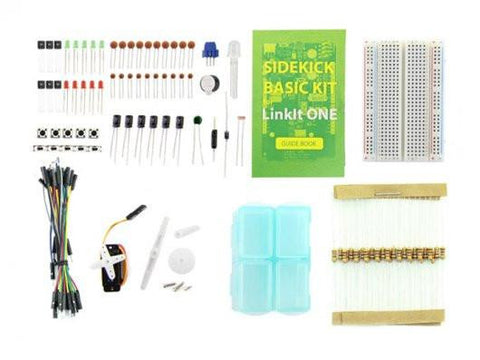 Buy Australia Sidekick Basic Kit for LinkIt ONE , Arduino Starter - Seeed Studio, Pakronics Melbourne  in Australia - 1