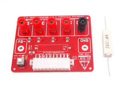ATX breakout board bench power supply - Buy - Pakronics®- STEM Educational kit supplier Australia- coding - robotics