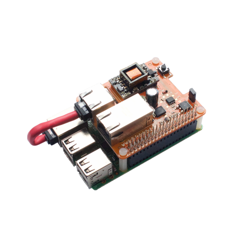 Pi PoE Switch - Power Over Ethernet for the Raspberry Pi