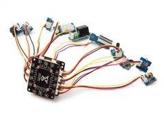 Buy Australia ManShow-RC1 (Robot Controller) , Arduino Compatible - Seeed Studio, Pakronics Melbourne  in Australia - 1