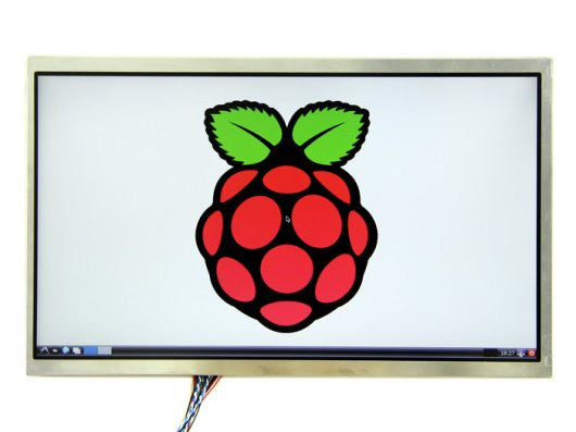 Buy Australia 10.1''LCD Display - 1366x768 HDMI/VGA/NTSC/PAL , LCD & OLED - Seeed Studio, Pakronics Melbourne  in Australia - 1