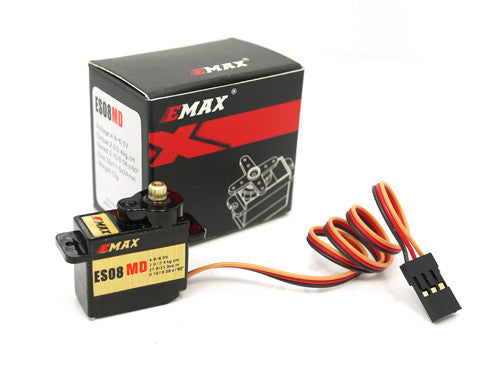 Buy Australia EMax 12g ES08MD high Sensitive servo , Servos - Seeed Studio, Pakronics Melbourne  in Australia - 1