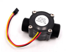 "G3/4"" Water Flow Sensor - Buy - Pakronics®- STEM Educational kit supplier Australia- coding - robotics"