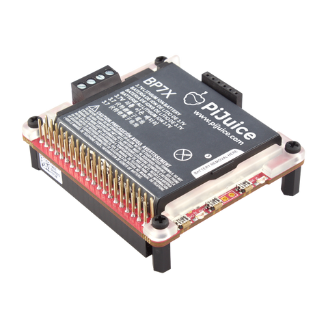 PiJuice - A Portable Power Platform For Every Raspberry Pi
