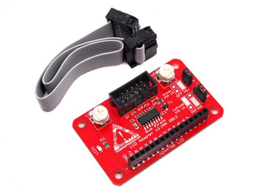 Buy Australia Bus Pirate LCD adapter v3 , LCD/LED Drivers - Seeed Studio, Pakronics Melbourne  in Australia - 1