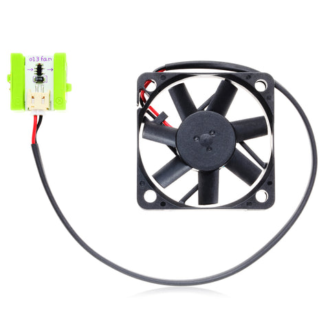 LittleBits Output Bits - Fan + Universal Mount