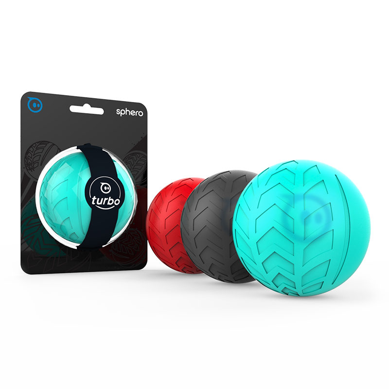 Sphero Turbo Cover - Carbon - Buy - Pakronics®- STEM Educational kit supplier Australia- coding - robotics