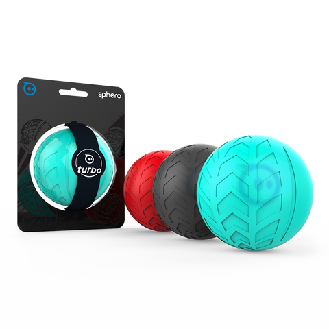 Sphero Turbo Cover - Carbon