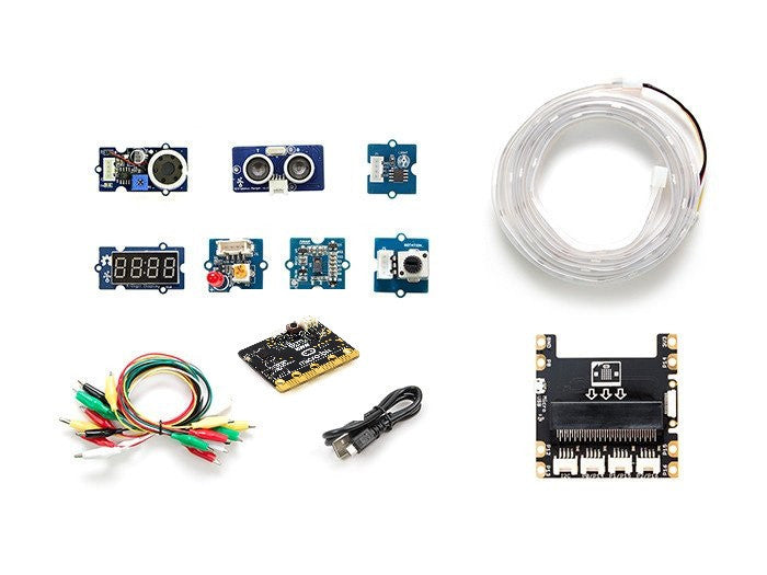 Grove Inventor Kit with Micro:bit - Buy - Pakronics®- STEM Educational kit supplier Australia- coding - robotics