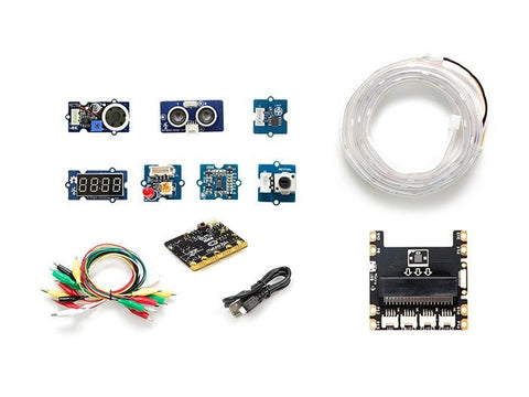 Grove Inventor Kit with Micro:bit school pack (12 sets) - Buy - Pakronics®- STEM Educational kit supplier Australia- coding - robotics