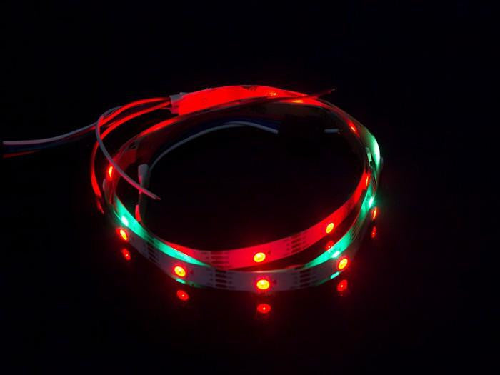size 40 f5f81 8041f WS2813B Digital RGB LED Flexi-Strip 30 LED - 1 Meter