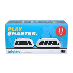 12 x Intelino Smart Trains with 1 Free Storage Kit