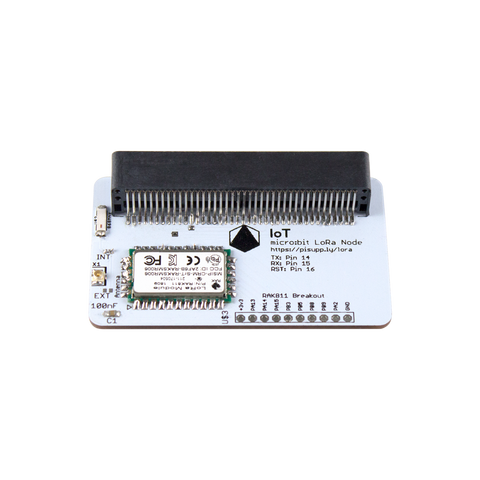 IoT micro:bit LoRa Node 868MHz/915MHz - Buy - Pakronics®- STEM Educational kit supplier Australia- coding - robotics