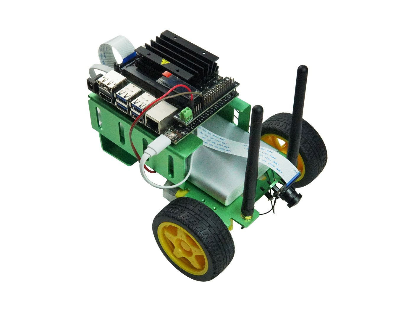 Buy Seeedstudio JetBot Smart Car Powered by NVIDIA Jetson