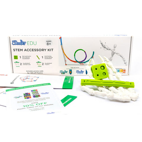 3Doodler STEM Kit - Buy - Pakronics®- STEM Educational kit supplier Australia- coding - robotics