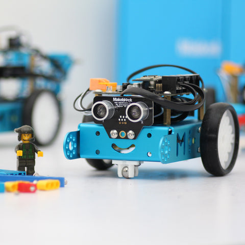 Buy Australia mBot - STEM Educational Robot Kit -Blue- Bluetooth version , MB_Robot Kits - MakeBlock, Pakronics Melbourne  in Australia - 1