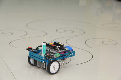 Buy Australia mDrawBot Kit-Blue , MB_Robot Kits - MakeBlock, Pakronics Melbourne  in Australia - 1