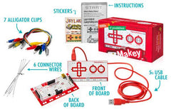 Makey Makey Genuine kit - Buy - Pakronics- Melbourne Sydney Queensland Perth  Australia - Educational kit - coding - robotics