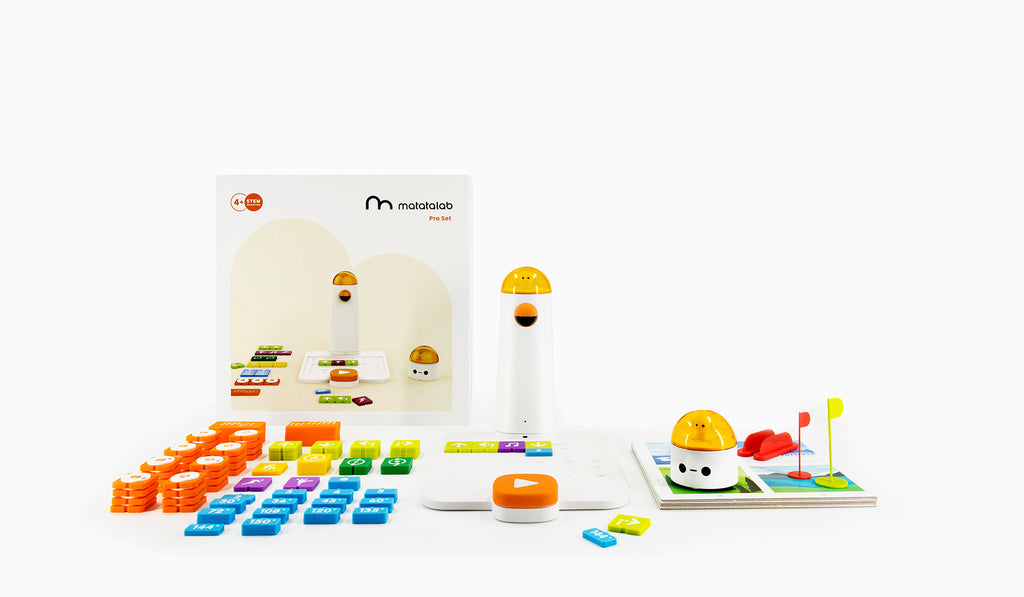 Coding Set PRO- Coding like ABC by matatalab - Buy - Pakronics®- STEM Educational kit supplier Australia- coding - robotics