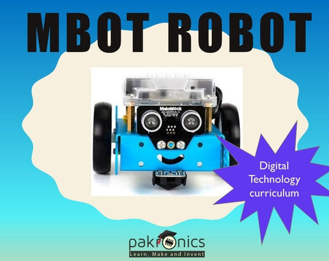 mBot online course 101 for teacher (e-course) - Buy - Pakronics®- STEM Educational kit supplier Australia- coding - robotics