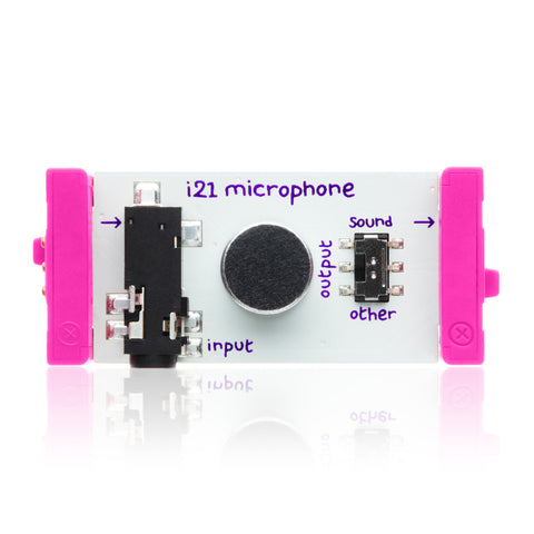 LittleBits Input Bits - Microphone