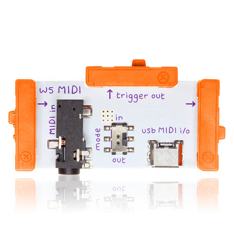 LittleBits Wire Bits - MIDI