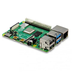 Raspberry Pi 4 Model B Starter Kit with Grove Pi+ (CE Cerified) - Black - Buy - Pakronics®- STEM Educational kit supplier Australia- coding - robotics