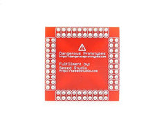 Buy Australia xQFP breakout board - 0.5mm , Protoboards - Seeed Studio, Pakronics Melbourne  in Australia - 2