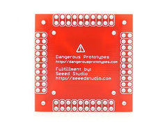 Buy Australia xQFP breakout board - 0.8mm , Protoboards - Seeed Studio, Pakronics Melbourne  in Australia - 2