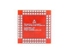 Buy Australia xQFP breakout board - 0.65mm , Protoboards - Seeed Studio, Pakronics Melbourne  in Australia - 2