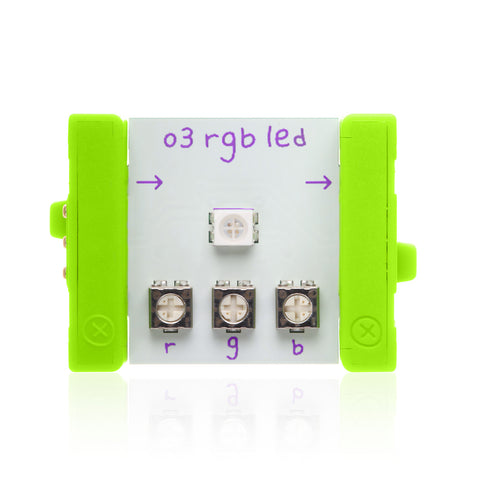 LittleBits Output Bits - RGB LED