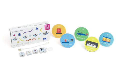 SAMLABS Inventor Kit - Buy - Pakronics®- STEM Educational kit supplier Australia- coding - robotics