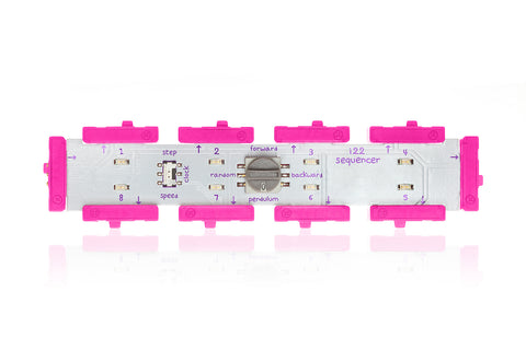 LittleBits Input Bits - Sequencer