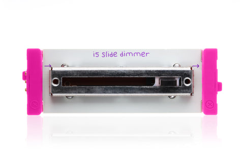 LittleBits Input Bits - Slide Dimmer