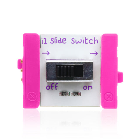 LittleBits Input Bits - Slide Switch