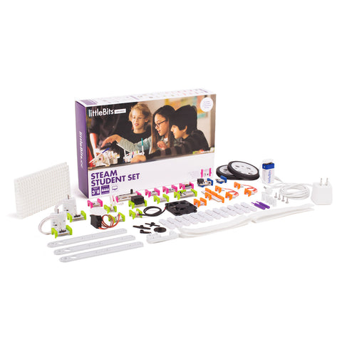 LittleBits STEAM Student Kit