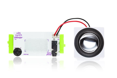 LittleBits Output Bits - Synth Speaker