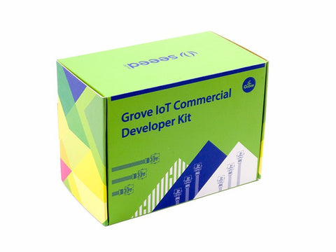 Buy - Grove IoT Commercial Developer Kit - Pakronics- Australia - DIY Electronics estore