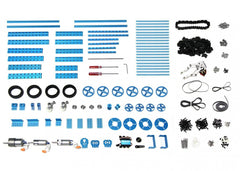 Buy Australia Ultimate Robot Kit-Blue(No Electronics) , MB_Robot Kits - MakeBlock, Pakronics Melbourne  in Australia - 2