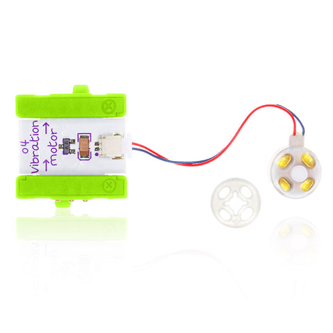 LittleBits Output Bits - Vibration Motor
