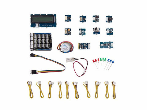 Grove Starter kit for Genuino 101 (Arduino.cc) - Buy - Pakronics®- STEM Educational kit supplier Australia- coding - robotics